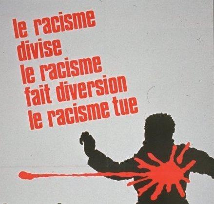 Rassemblement antifasciste à Besançon le 21 mai