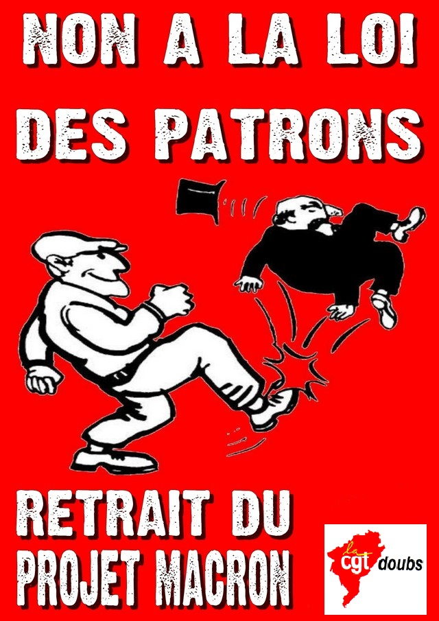projet-loi-Macron-affiche-CNT-Nord-Pas-de-Calais